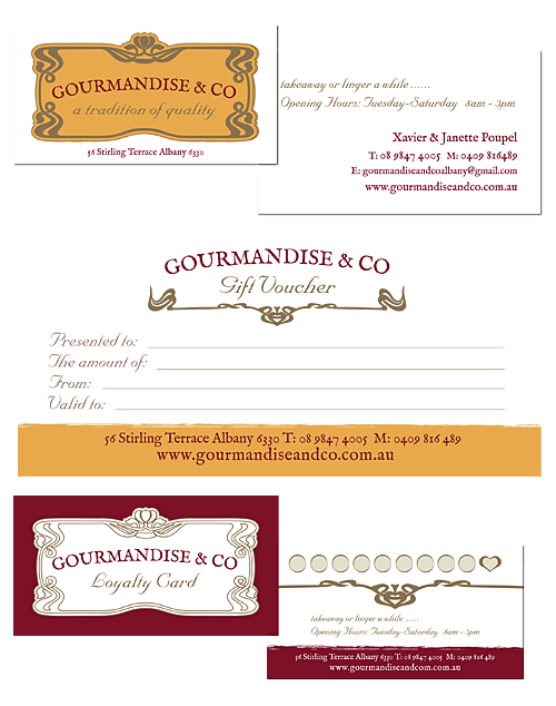 Gourmandise and Co
