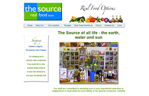 The Source Real Food Store