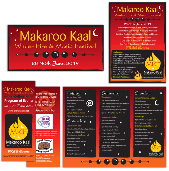 makaroo Kaal Winter Fire and Music Festival