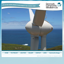 Denmark Community Windfarm